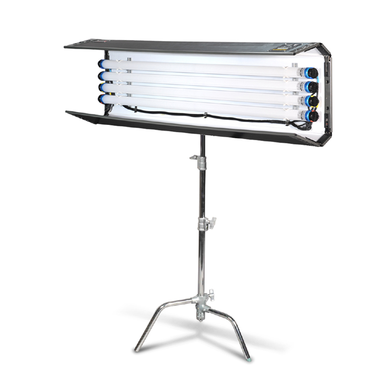 Filmgear Led Light Flo Box 4 Bank 4ft Direct Imaging