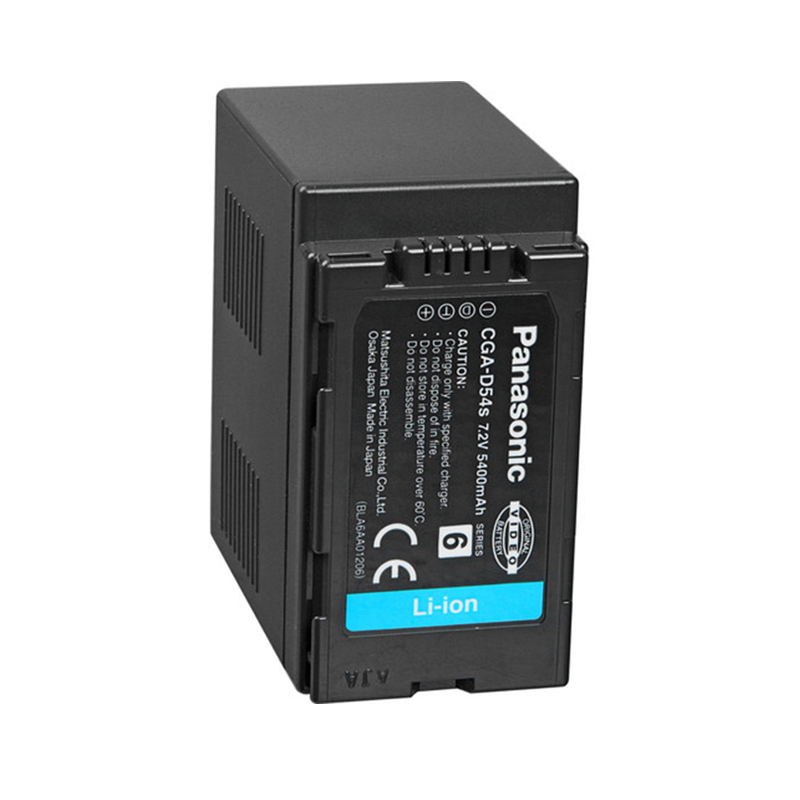 Panasonic CGA-D54 Battery Pack