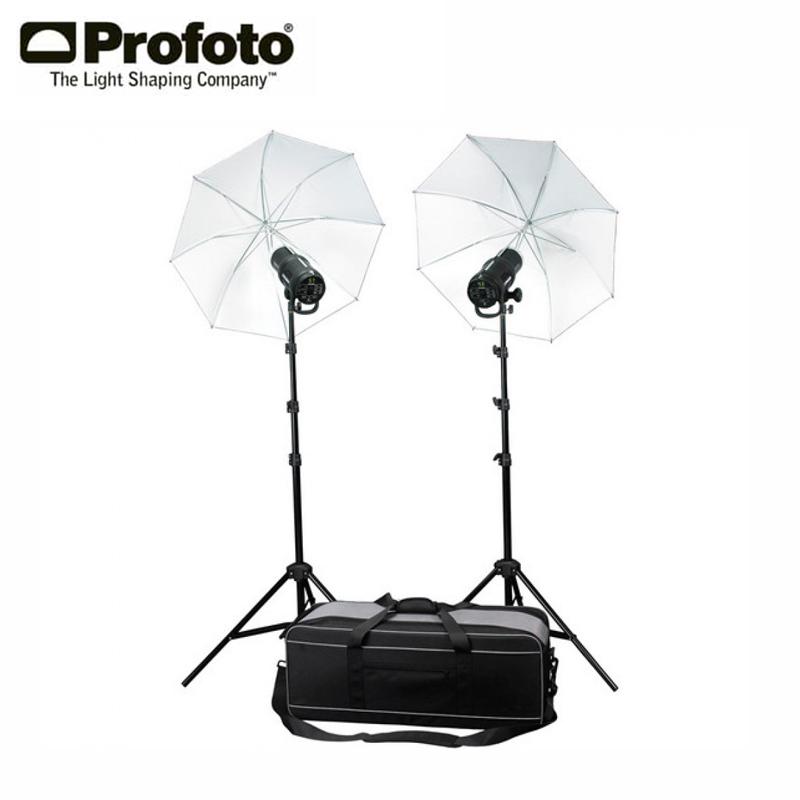 Profoto Studio Lighting Kit: Profoto D1 Studio Lighting Kit 1000/1000 Air