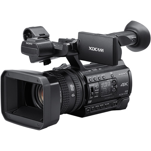 Sony PXW-Z150 4K XDCAM Video Camcorder