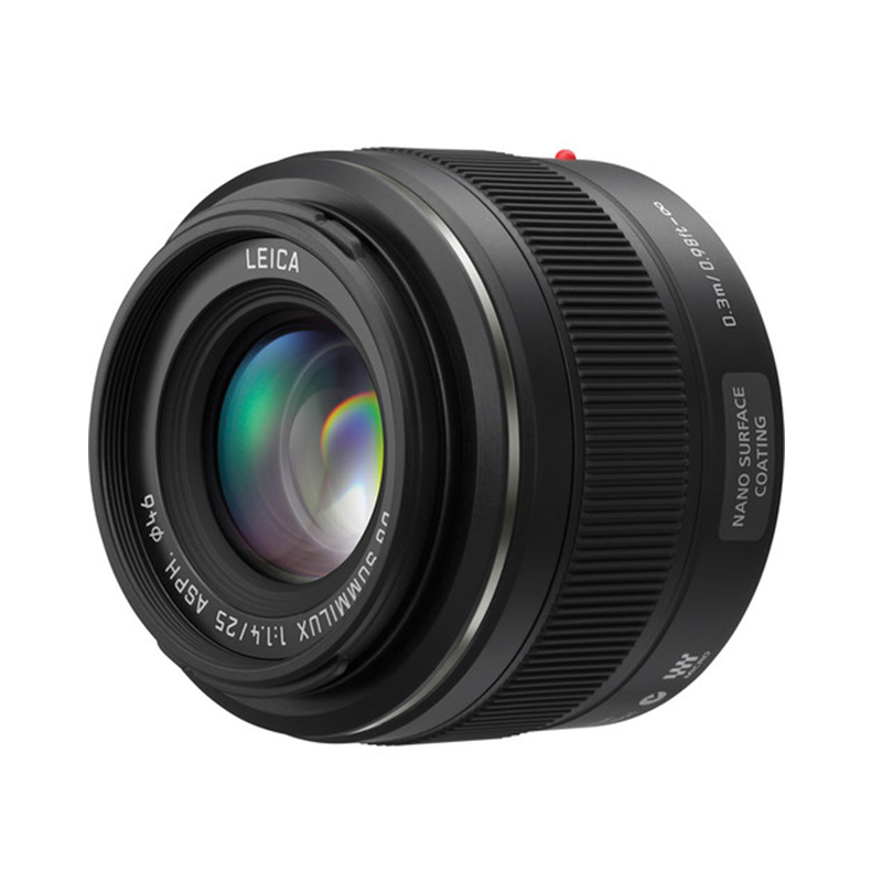 Panasonic Leica DG Summilux 25mm f1.4 ASPH. Lens 1 - direct imaging