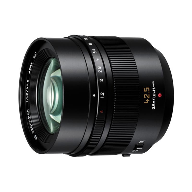 Panasonic Leica DG Nocticron 42.5mm f1.2 ASPH. POWER O.I.S. Len