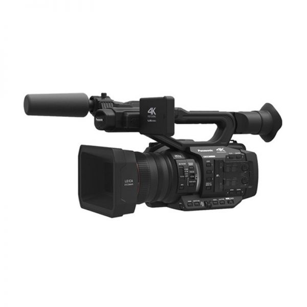 Panasonic AG-UX180 4K Handheld Camcorder with Extra Dynacore