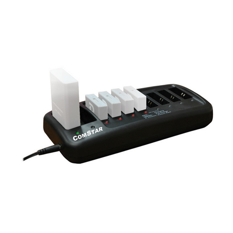 Eartec Comstar Ch Cs28p Desktop Multi Charger Direct Imaging