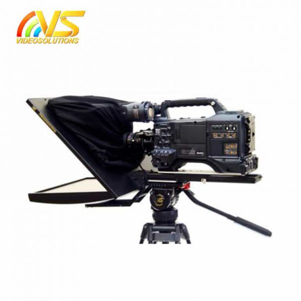 Video Solutions VSS-19S teleprompter W/ Monitor (ENG)