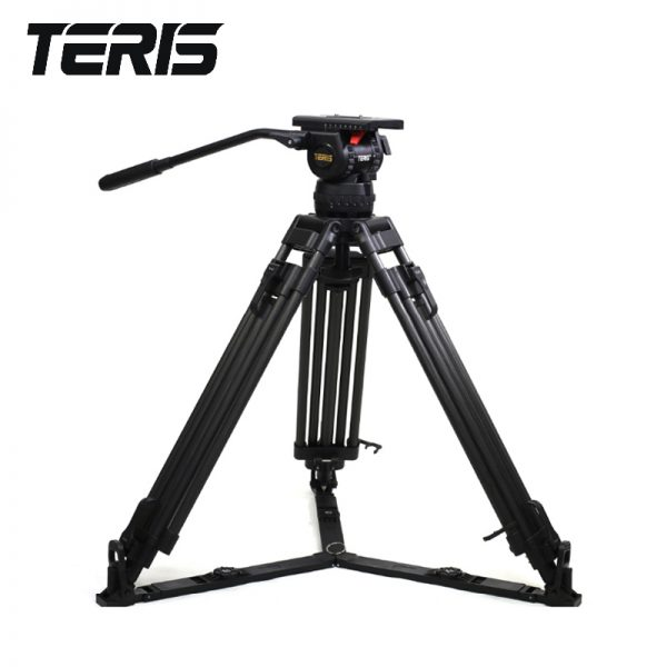Teris TS150AL Fluid Head and Tripod Kit