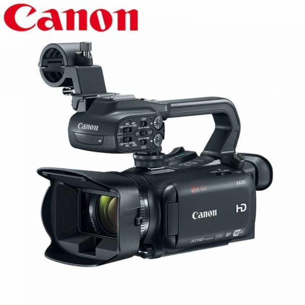 Canon XA35 Professional Video Camera Camcorder
