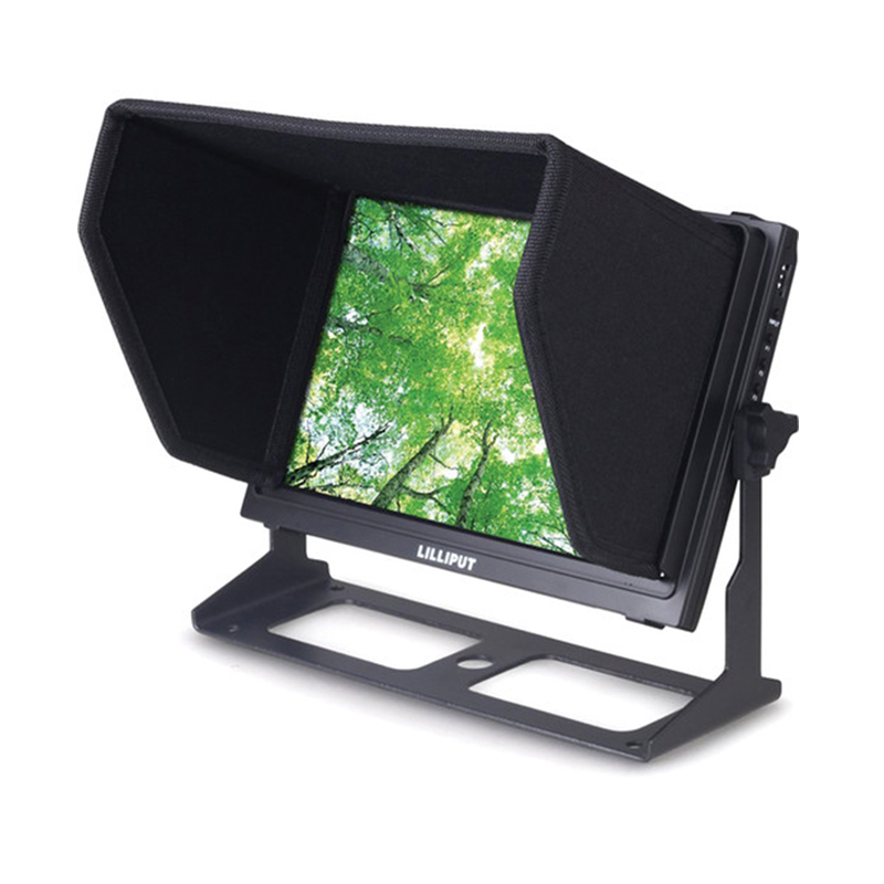 Lilliput TM-1018S 10.1 Touchscreen LED Backlit Camera Monitor with 3G-SDI Connection