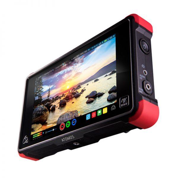 Atomos Ninja Flame 7″ Inch 4K HDMI Recording Monitor Travel Kit