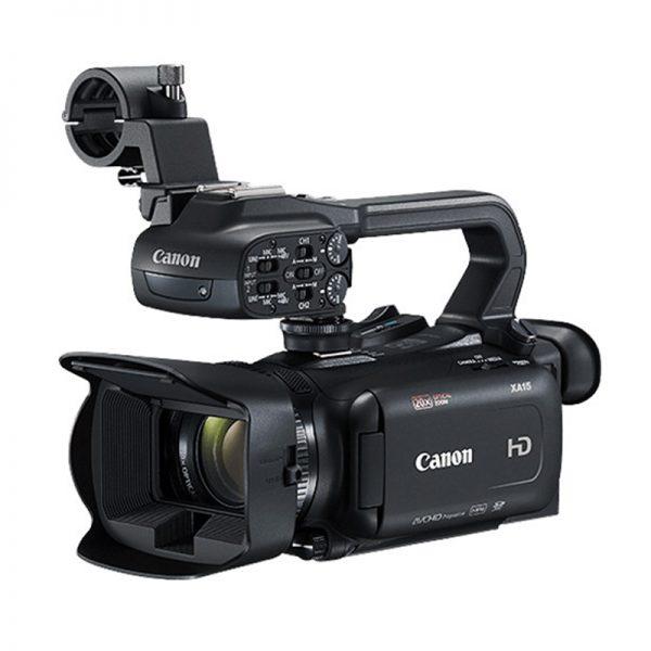 Canon XA15 Compact Full HD ENG Camcorder