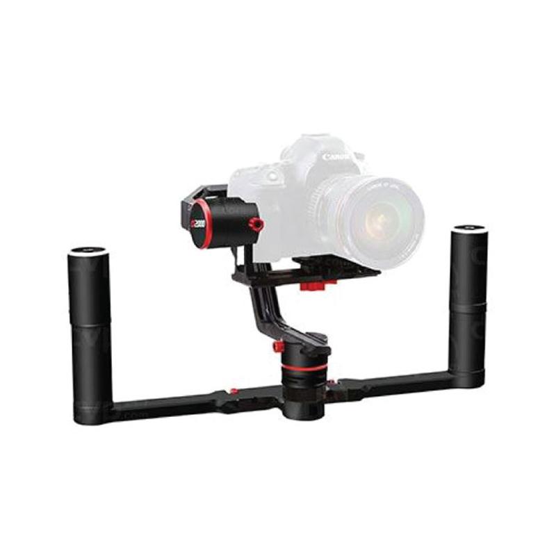 Light Stand Gimbal: Feiyu A2000 Lite Double Handheld Gimbal