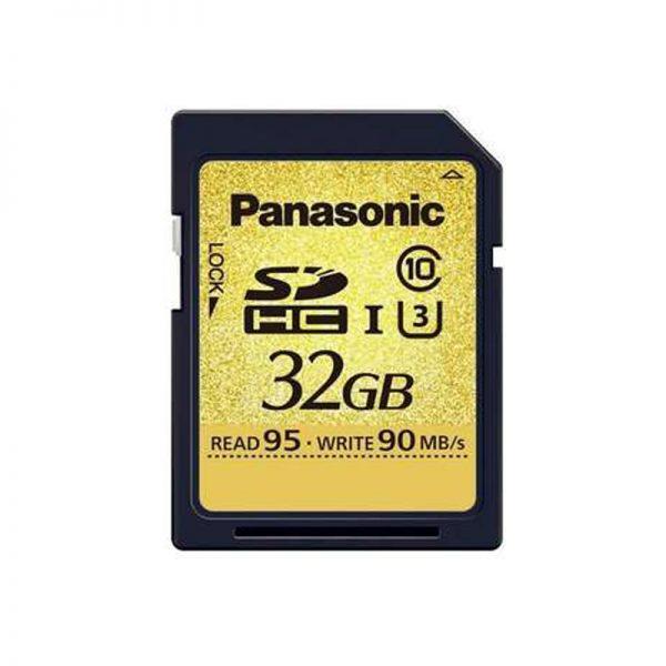 Panasonic RP-SDUD32GZX SDHC 32 GB Memory Card