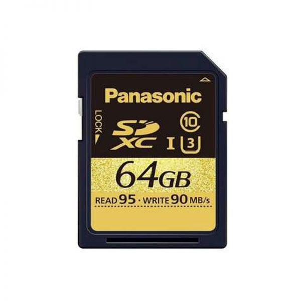 Panasonic RP-SDUD64GZX SDXC 64 GB Memory Card