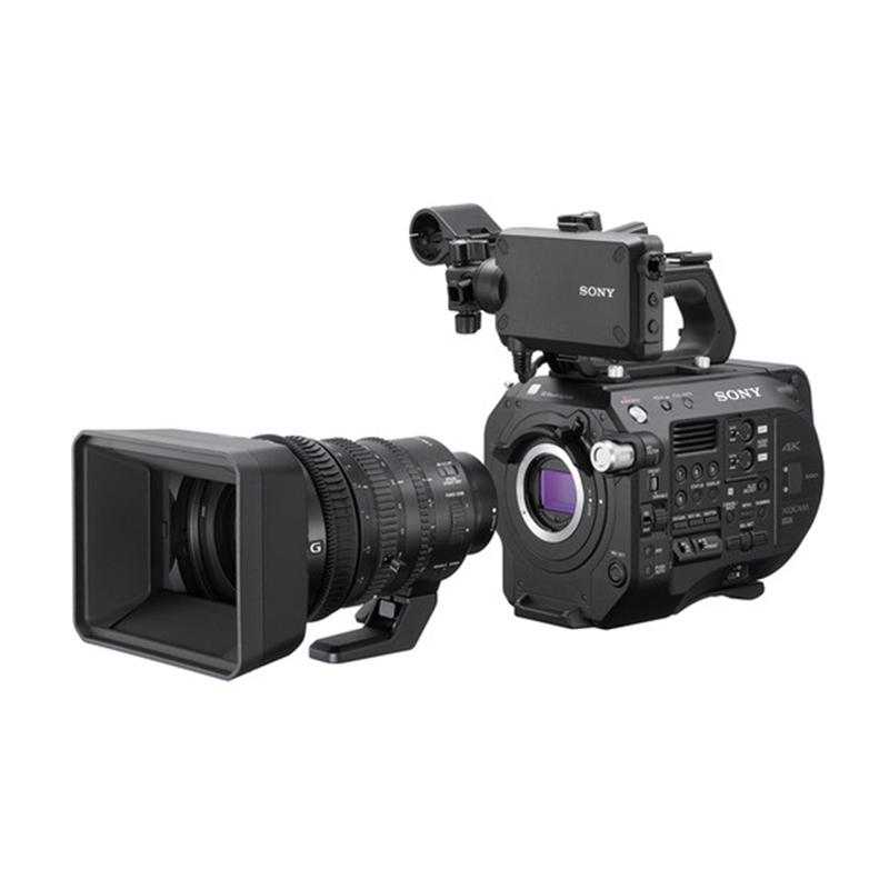 Sony Pxw Fs7m2 Xdcam Super 35 Camera System Direct Imaging