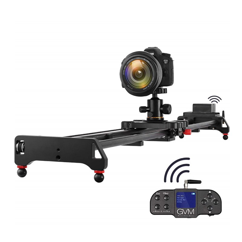 GVM GT-120WD Wireless Motorized Camera Slider