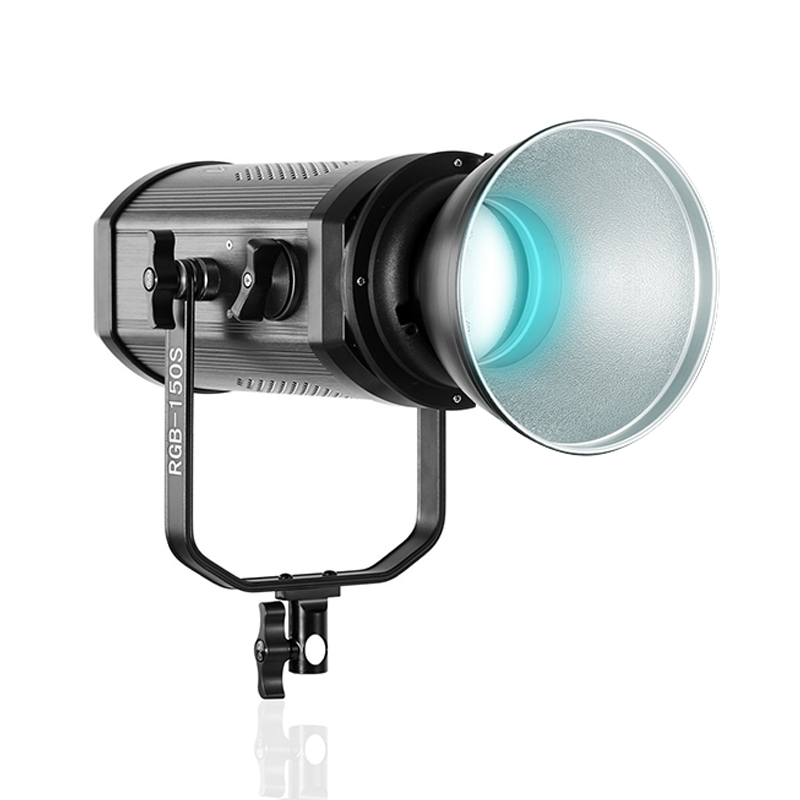 GVM LED RGB-150S Fresnel Spot Light (RGB Light)