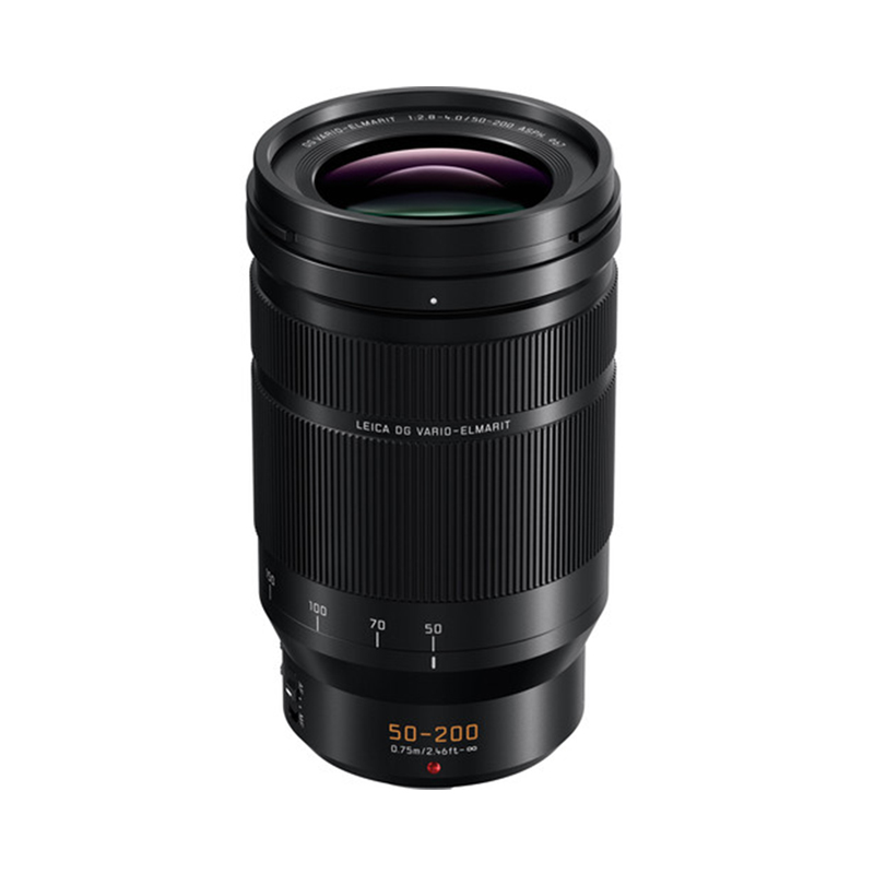 Panasonic Leica DG Vario-Elmarit 50-200mm f/2.8-4 ASPH. POWER O.I.S. Lens