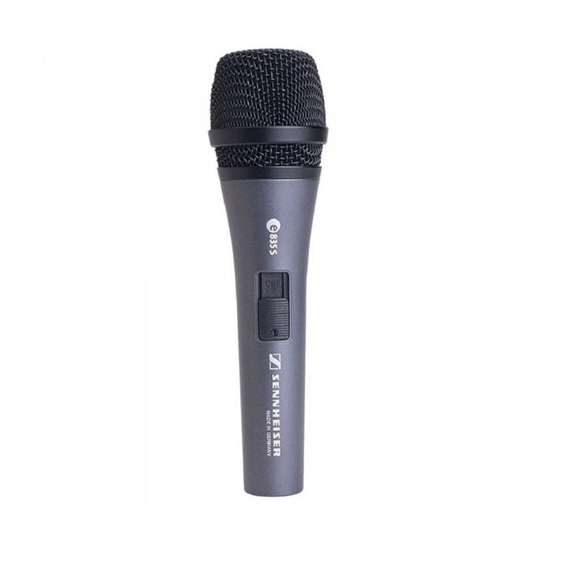 Sennheiser e835S Handheld Cardioid Dynamic Microphone