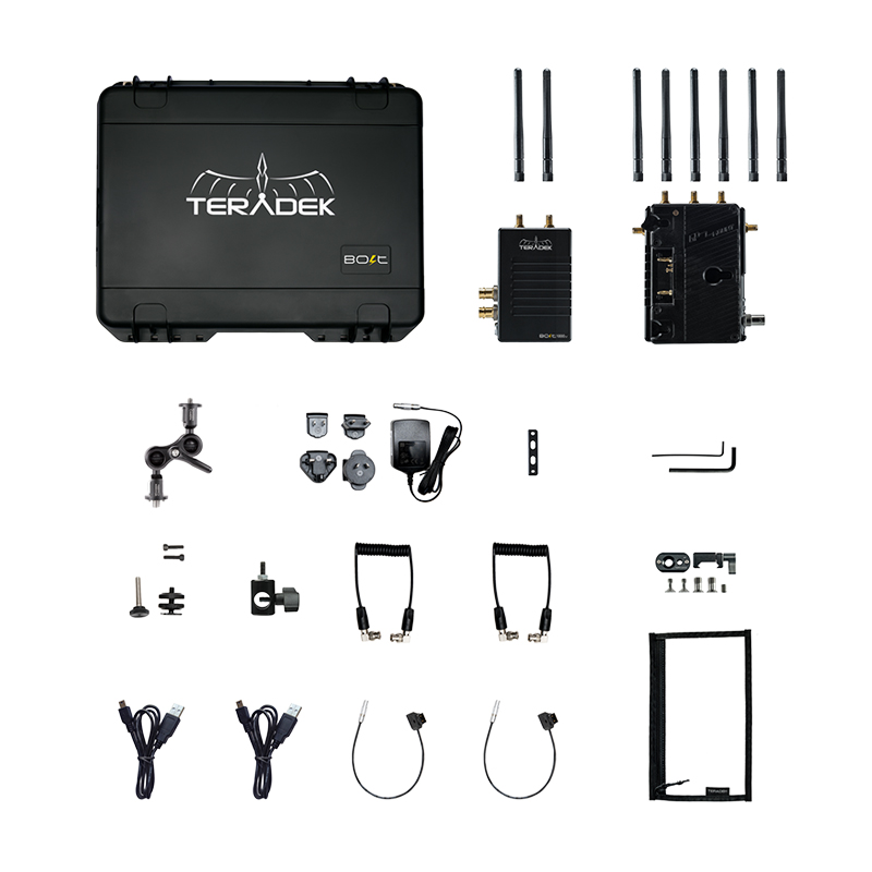 Teradek Bolt 1000 LT Deluxe Kit