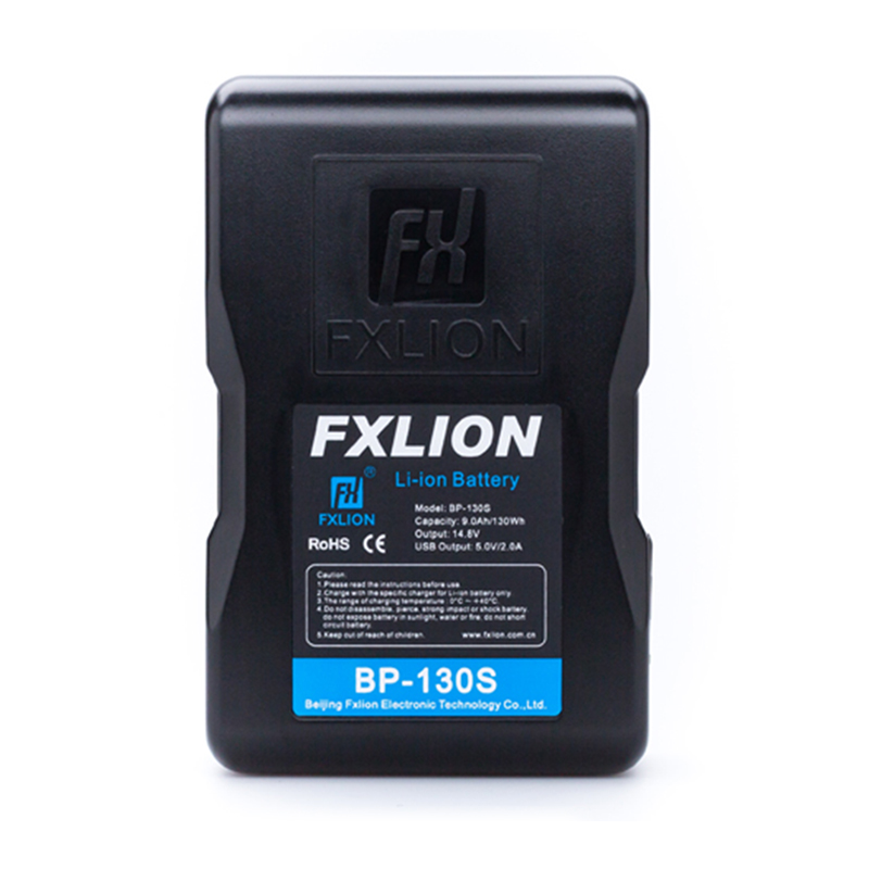 Fxlion BP-130S V- Mount Battery