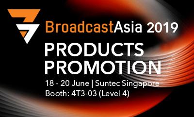 BroadcastAsia Promo