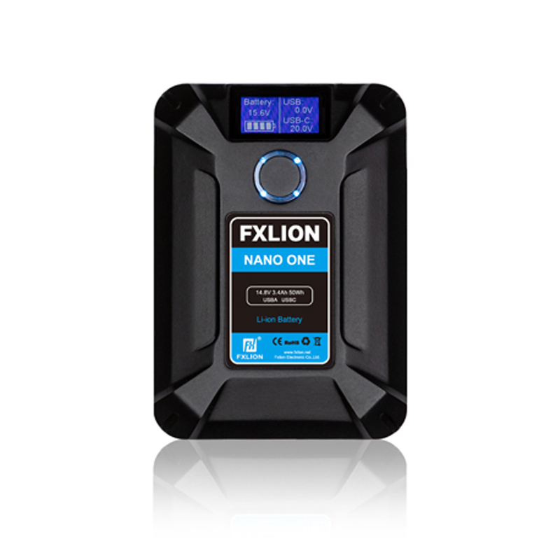 Fxlion Nano One 50WH V Mount Battery