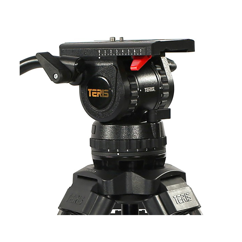 Teris TS100 100mm Fluid Video Head