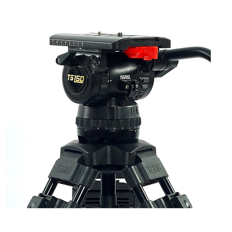 Teris TS150 100mm Fluid Video Head