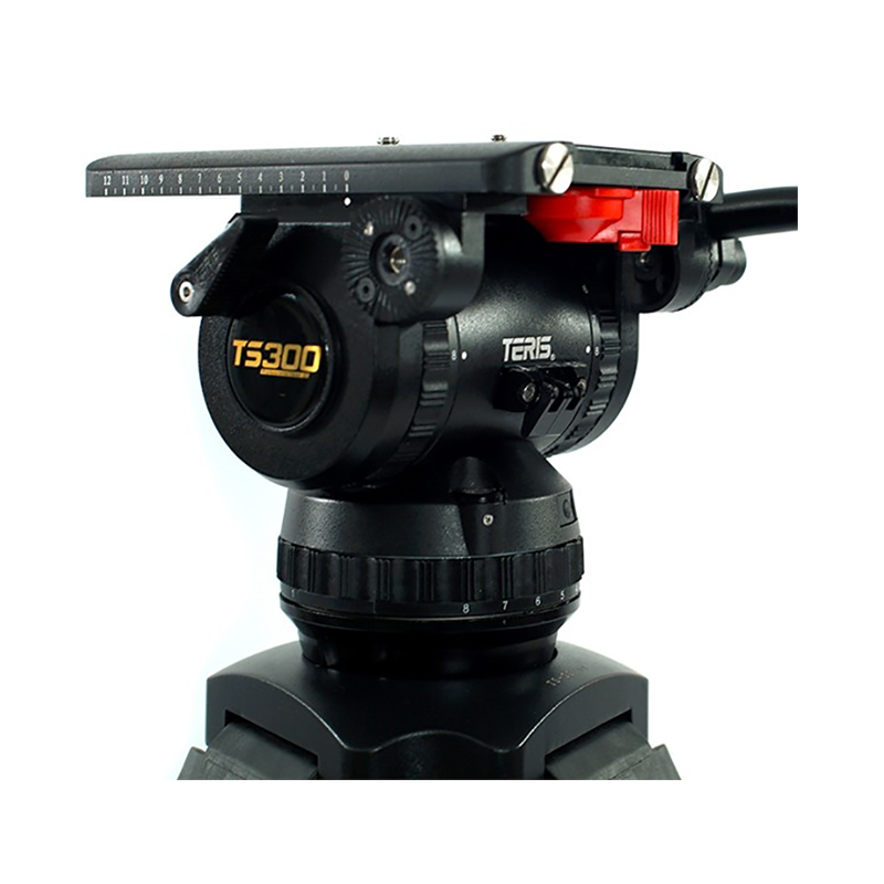 Teris TS300 100mm Fluid Video Head