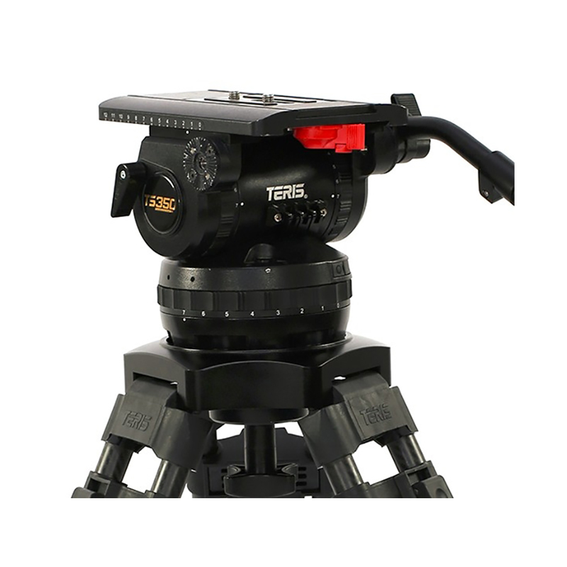 Teris TS350 150mm Fluid Video Head