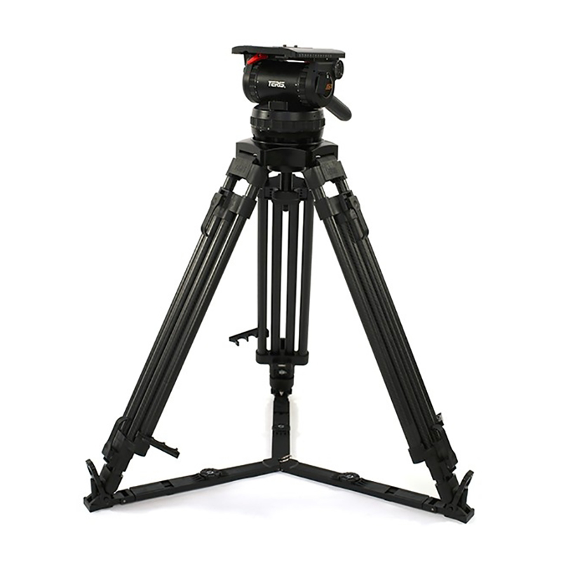 Teris TS350CF Fluid Head and Tripod Kit