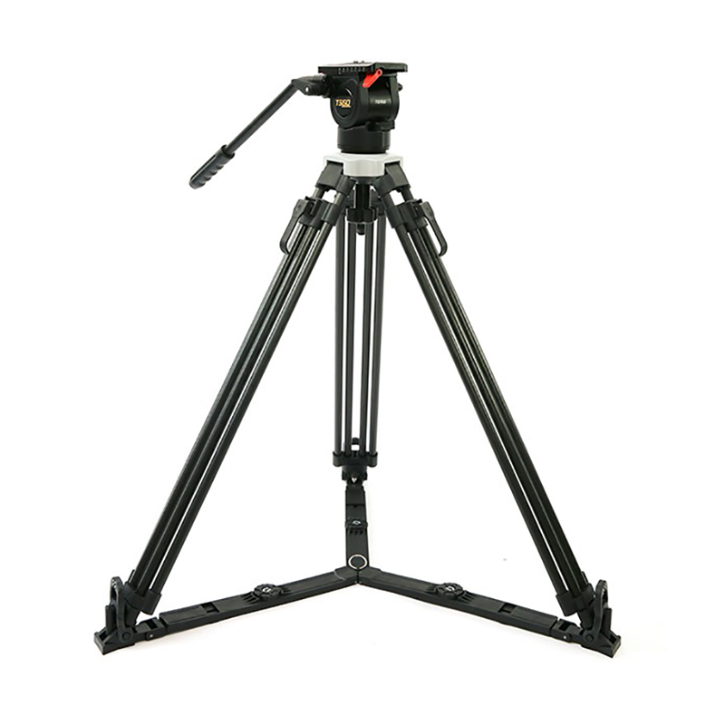 Teris TS50CF Fluid Head and Tripod Kit
