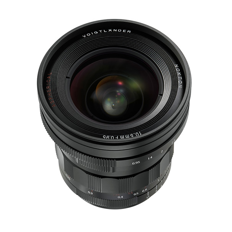 Voigtlander Nokton 10.5mm f0.95 Lens for Micro Four Thirds