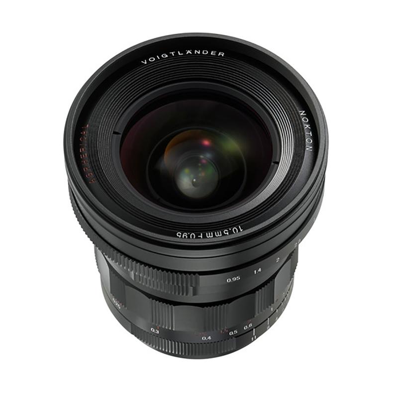Voigtlander Nokton 10.5mm f0.95 Lens for Micro Four Thirds