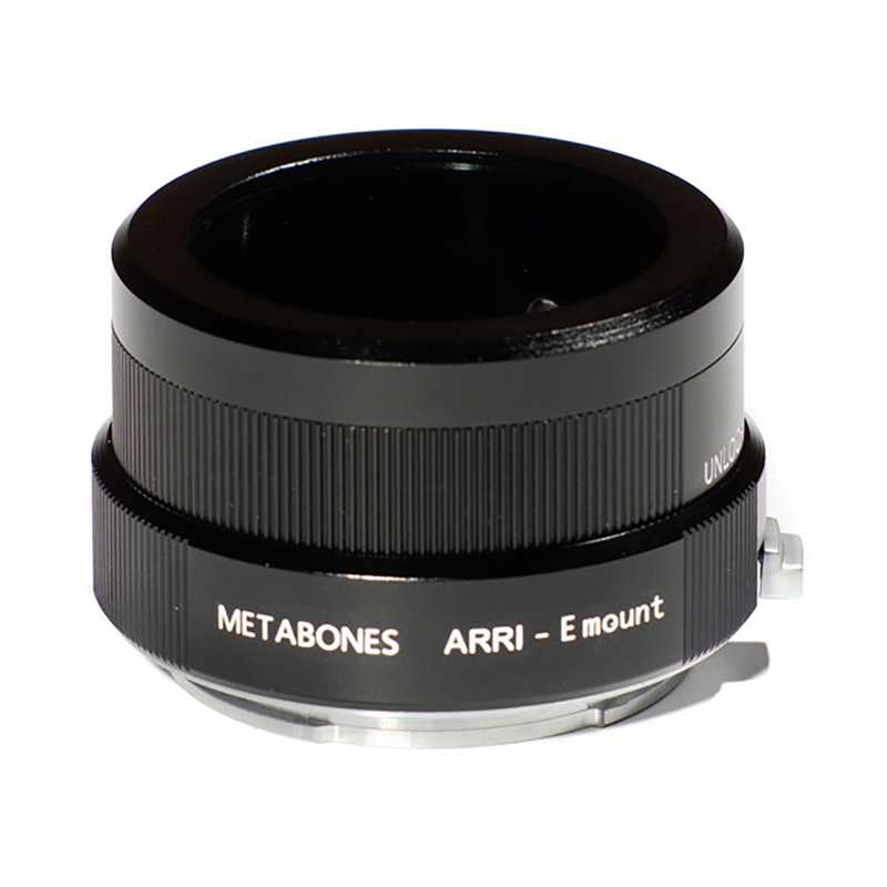 Metabones Arriflex Standard Mount Lens to Sony NEX Camera Lens Mount Adapter