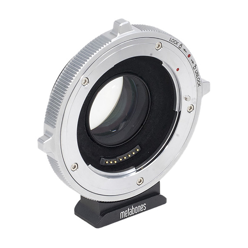Metabones Canon EF Lens to Micro Four Thirds Camera T CINE Speed Booster ULTRA 0.71x