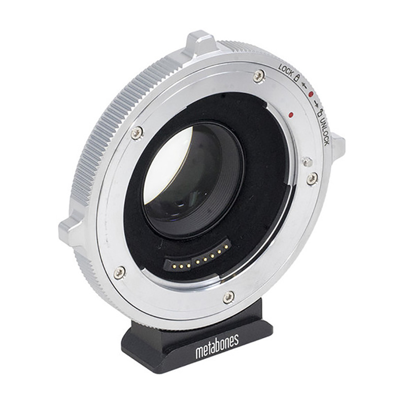 Metabones Canon EF Lens to Micro Four Thirds Camera T CINE Speed Booster XL 0.64x