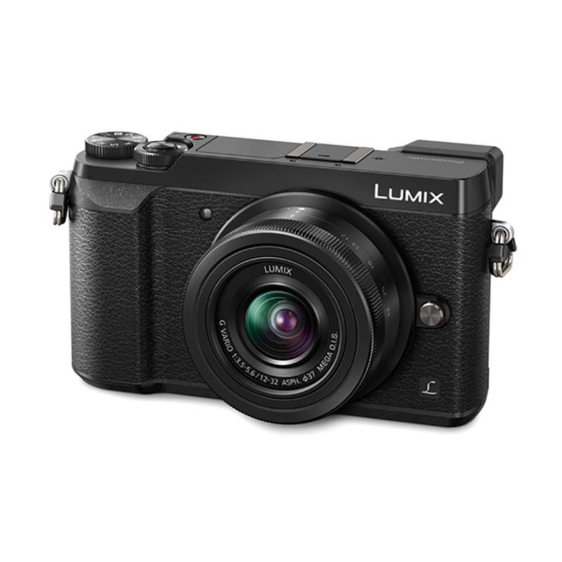 Panasonic Lumix DMC-GX85 Mirrorless Micro Four Thirds Digital Camera with 12-32mm