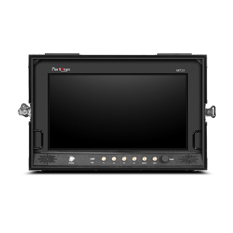 "Portkeys MT20 19.5""Inch HDMI3G-SDI Field and Studio Monitor with Hard Case"