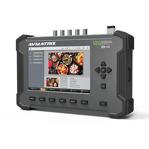 AVMatrix SG-12G 12G-SDI Signal Generator