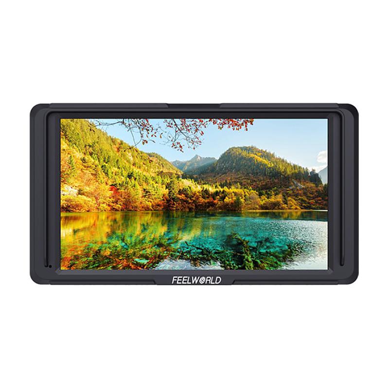 FeelWorld F5 5.0 Full HD HDMI On-Camera Monitor