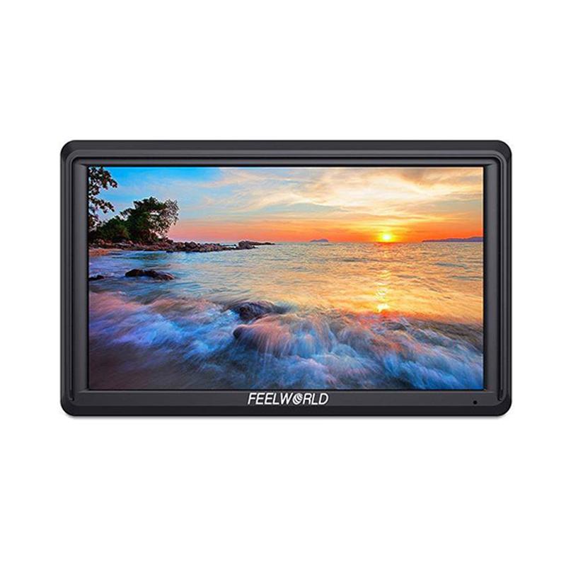 FeelWorld F568 5.5 DSLR On-Camera Full HD IPS Field LED Monitor
