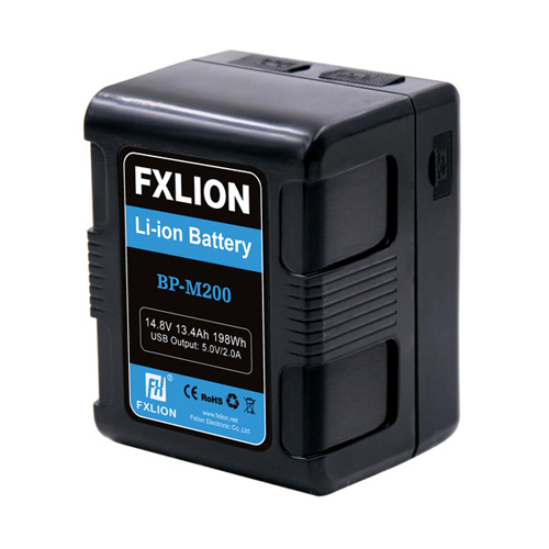 Fxlion BP-M200 198Wh 14.8V V-Mount Battery