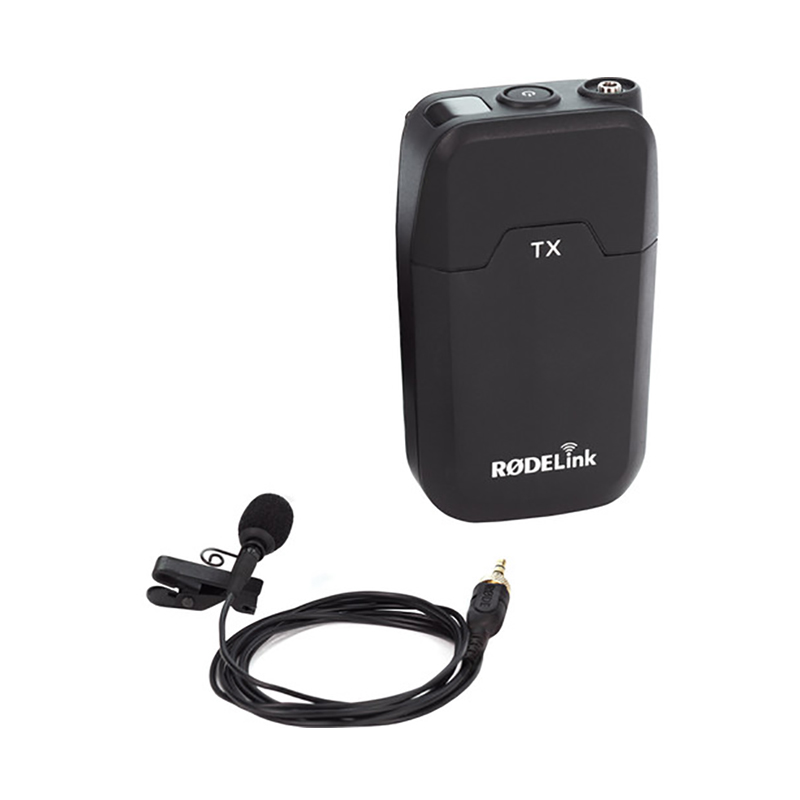 Rode TX-BELT Beltpack Wireless Transmitter with Lavalier Mic