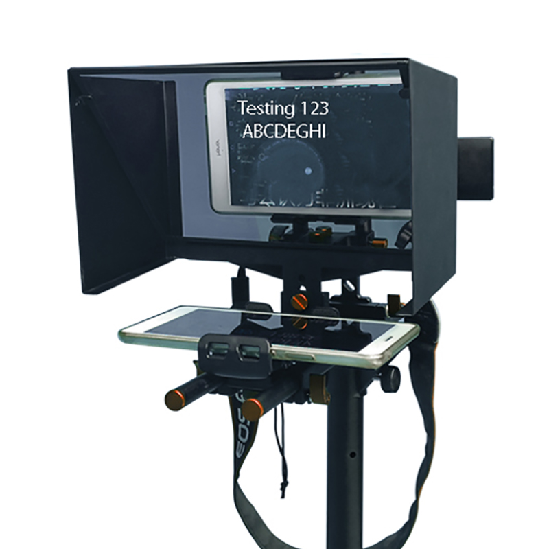 TYST Video TS-320 iPad Tablet Teleprompter Kit