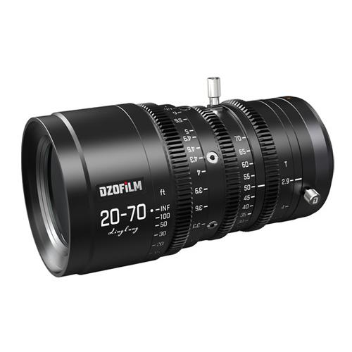 DZOFilm DZO 20-70mm T2.9 MFT Parfocal Cine Lens
