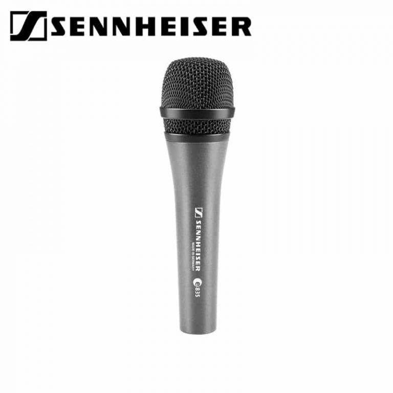 Sennheiser e835 - Cardioid Handheld Dynamic Microphone